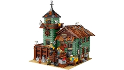 LEGO - 21310 Old Fishing Store V29
