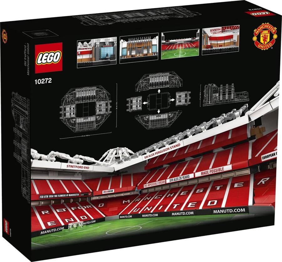10272 LEGO Creator Old Trafford - Manchester United