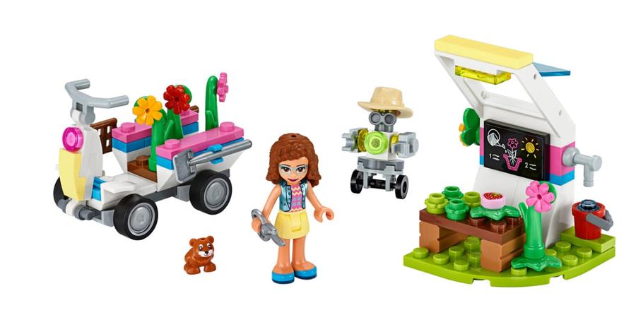 41425 LEGO Friends Olivia'nın Çiçek Bahçesi