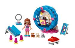 LEGO - 41383 Olivia's Hamster Playground