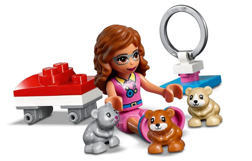 41383 Olivia's Hamster Playground