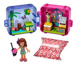 LEGO - 41436 Olivia's Jungle Play Cube