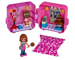 LEGO - 41407 Olivia's Shopping Play Cube