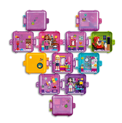 41407 Olivia's Shopping Play Cube - Thumbnail