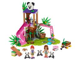 LEGO - 41422 LEGO Friends Panda Orman Ağaç Evi
