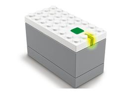 60197 LEGO City Yolcu Treni - Thumbnail