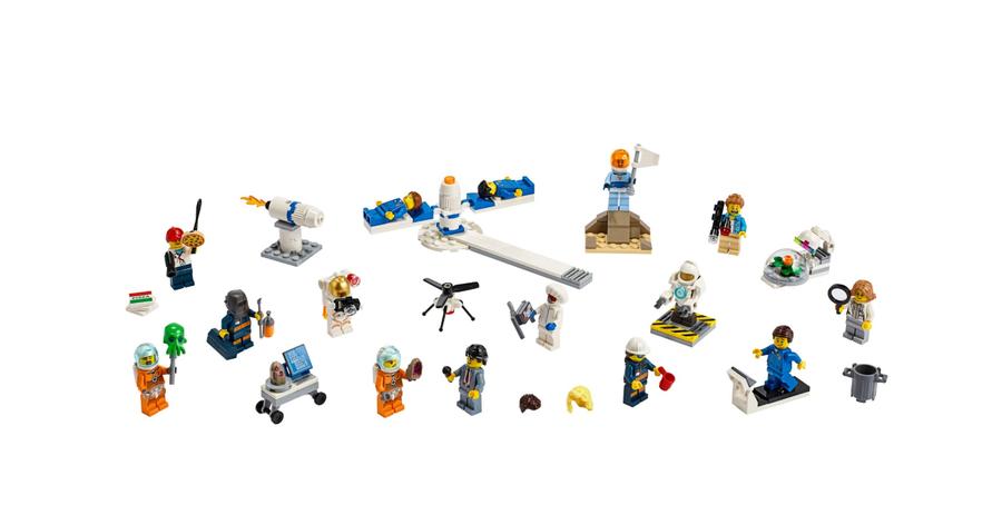 60230 İnsan Paketi - Uzay Araştırma ve Geliştirme