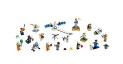 LEGO - 60230 İnsan Paketi - Uzay Araştırma ve Geliştirme