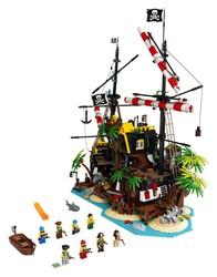 LEGO - 21322 LEGO Ideas Baraküda Körfezi Korsanları
