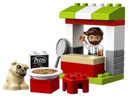 LEGO - 10927 LEGO DUPLO Town Pizza Standı