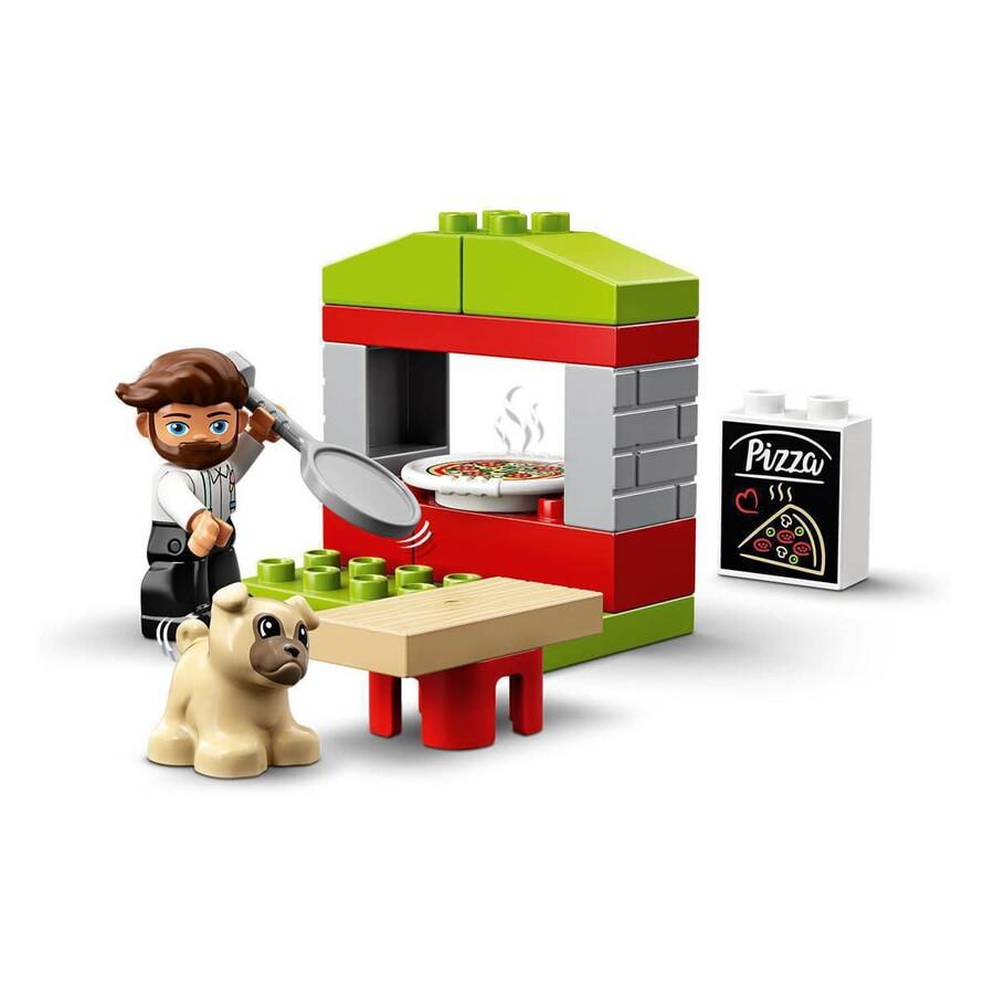 10927 LEGO DUPLO Town Pizza Standı