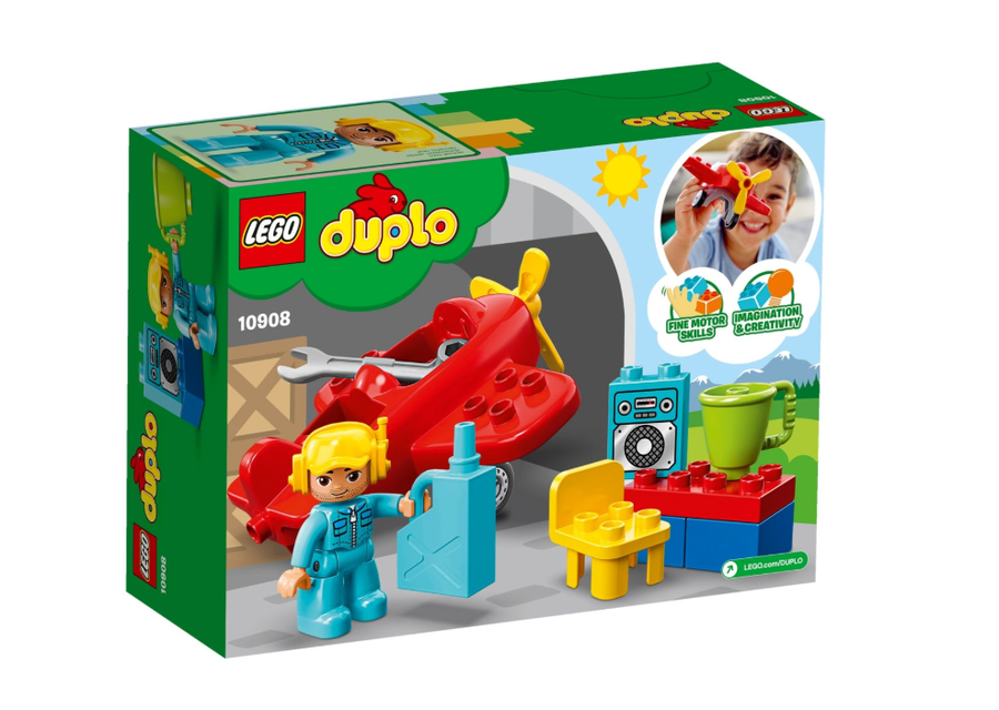 10908 LEGO DUPLO Town Uçak