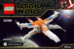 30386 Poe Dameron's X-wing Fighter™ - Thumbnail