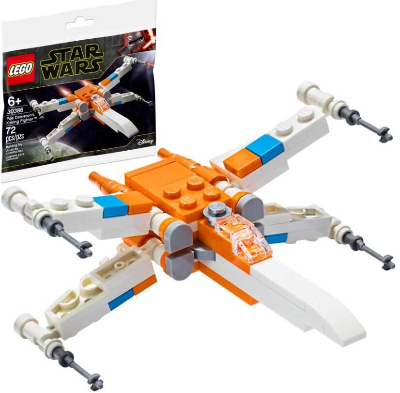 30386 Poe Dameron's X-wing Fighter™