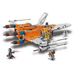 75273 LEGO Star Wars Poe Dameron'un X-wing Fighter™'ı - Thumbnail