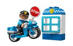 LEGO - 10900 LEGO DUPLO Town Polis Motosikleti