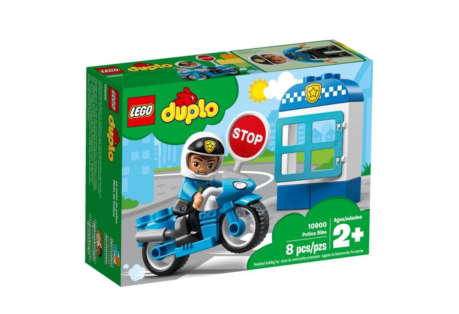 10900 LEGO DUPLO Town Polis Motosikleti