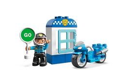 10900 LEGO DUPLO Town Polis Motosikleti - Thumbnail