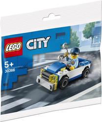 30366 Police Car - Thumbnail