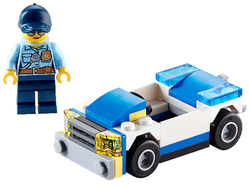 LEGO - 30366 Police Car