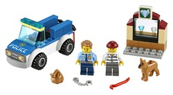 LEGO - 60241 LEGO City Polis Köpeği Birimi
