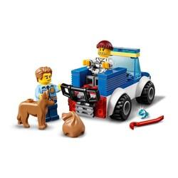 60241 LEGO City Polis Köpeği Birimi - Thumbnail