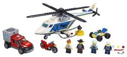 LEGO - 60243 LEGO City Polis Helikopteri Takibi