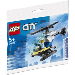 30367 Police Helicopter - Thumbnail