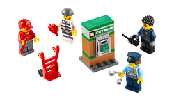LEGO - 40372 Police MF Accessory Set