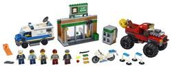 LEGO - 60245 LEGO City Polis Canavar Kamyon Soygunu