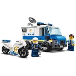60245 LEGO City Polis Canavar Kamyon Soygunu - Thumbnail