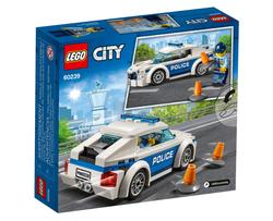 60239 LEGO City Polis Devriye Arabası - Thumbnail