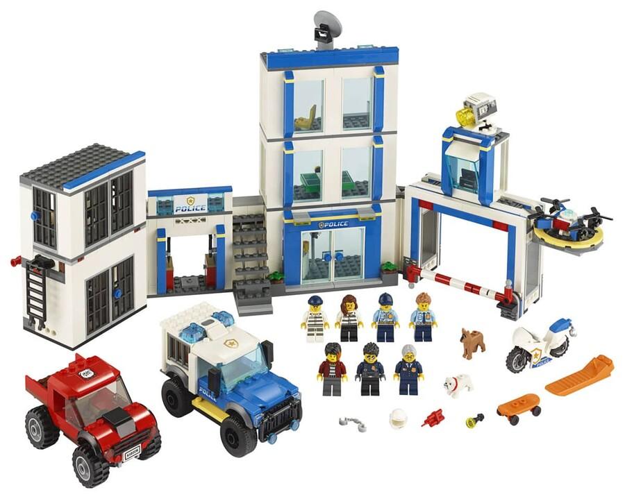60246 LEGO City Polis Merkezi