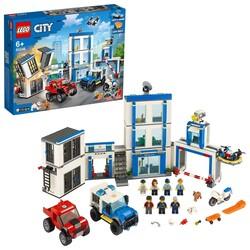 60246 LEGO City Polis Merkezi - Thumbnail