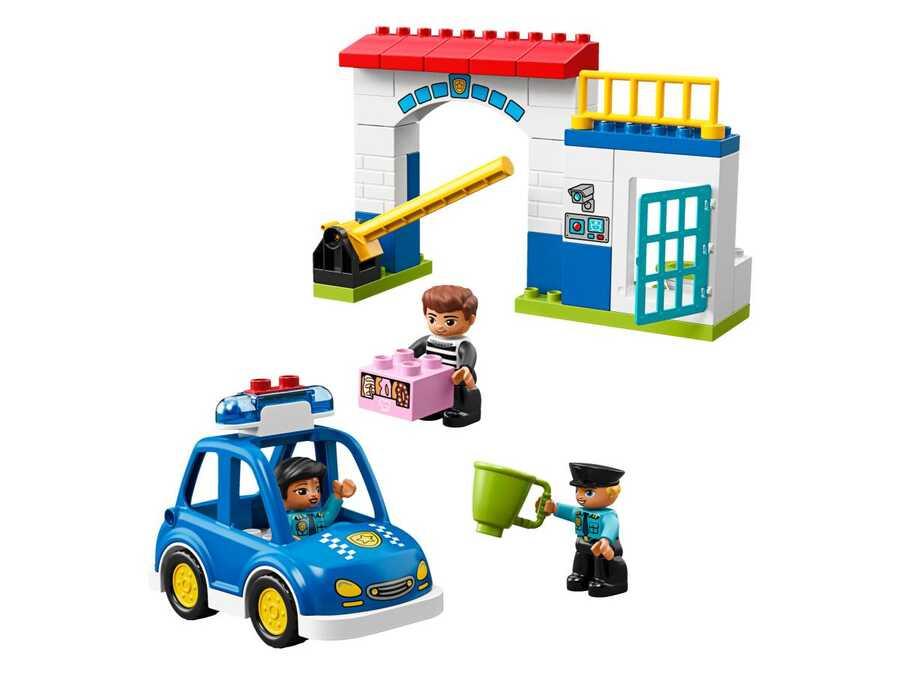 10902 LEGO DUPLO Town Polis Merkezi