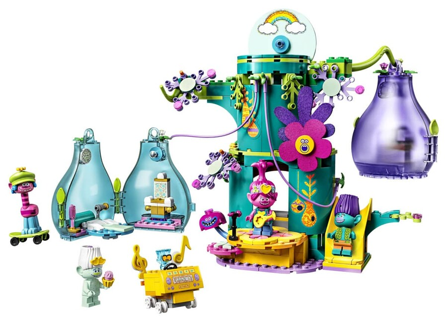 41255 LEGO Trolls Pop Köyü Kutlaması