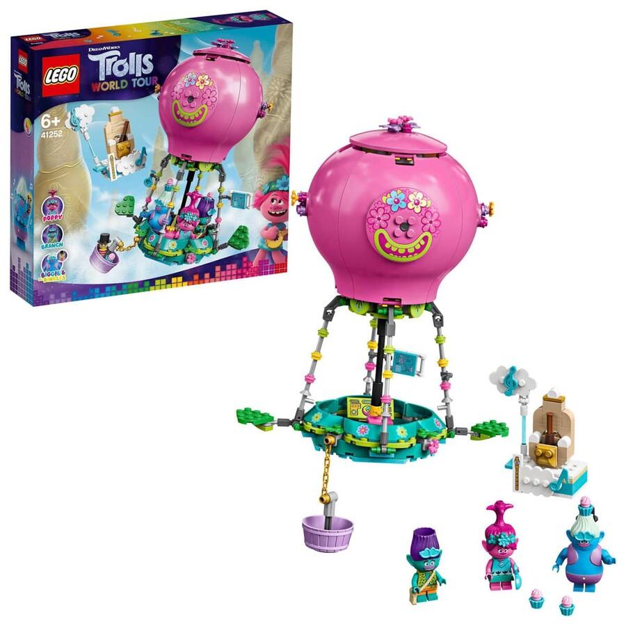 41252 LEGO Trolls Poppy'nin Sıcak Hava Balonu Macerası
