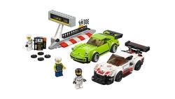 LEGO - 75888 Porsche 911 RSR and 911 Turb.. V29