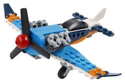 LEGO - 31099 LEGO Creator Pervaneli Uçak