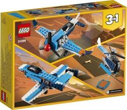 31099 LEGO Creator Pervaneli Uçak - Thumbnail