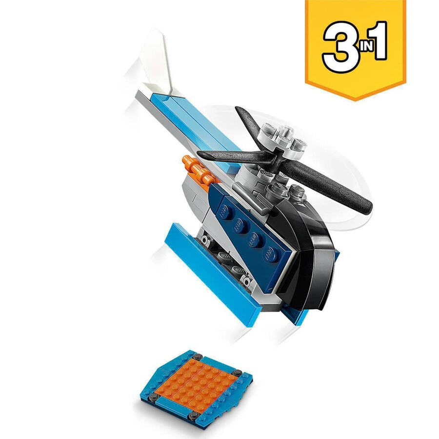 31099 LEGO Creator Pervaneli Uçak