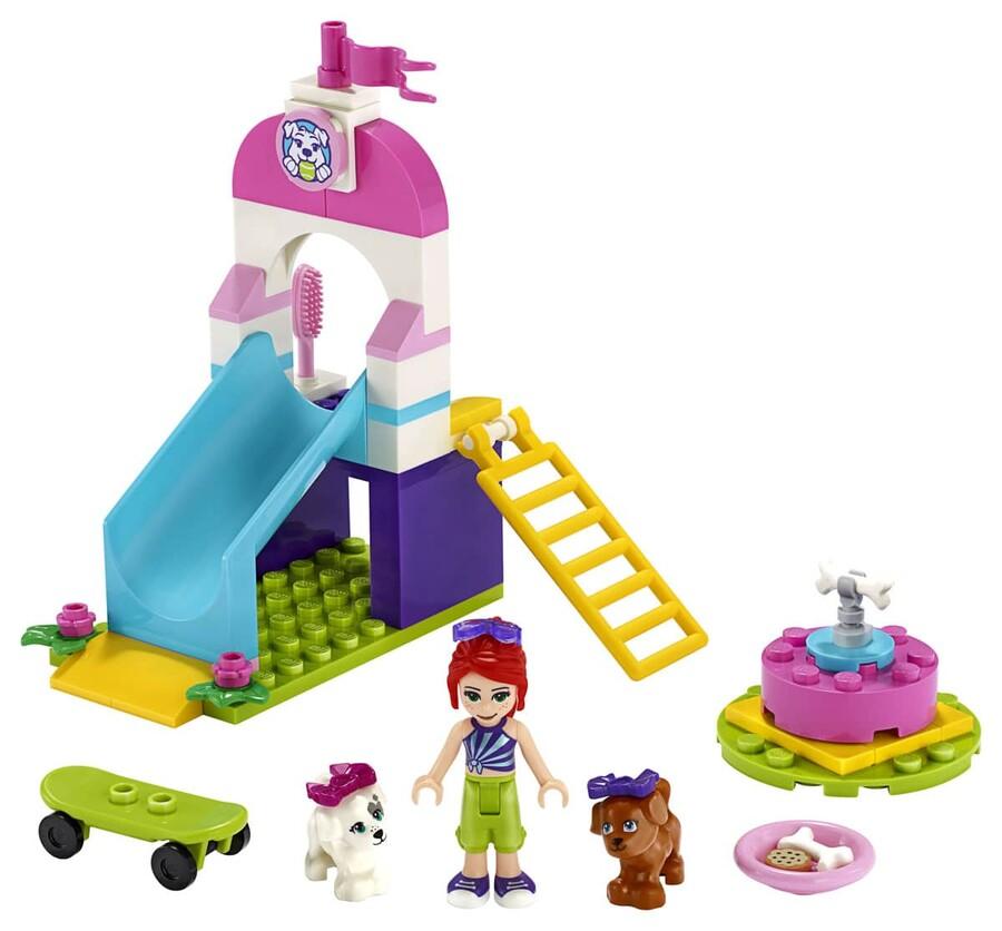 41396 LEGO Friends Yavru Köpek Oyun Parkı