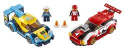 LEGO - 60256 LEGO City Yarış Arabaları