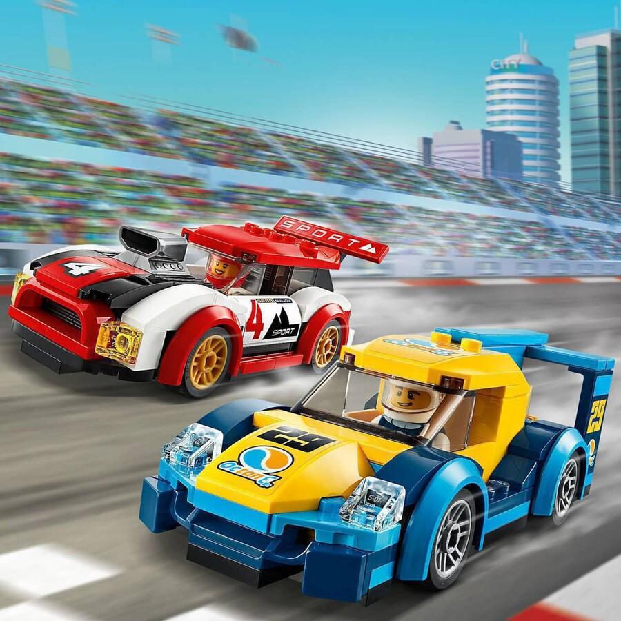 60256 LEGO City Yarış Arabaları