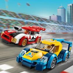 60256 LEGO City Yarış Arabaları - Thumbnail