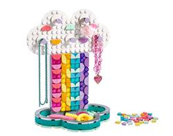 LEGO - 41905 Gökkuşağı TakıDüzenleyici Stand- Kendin Yap Dekorasyon Seti