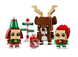 40353 Reindeer, Elf & Elfie - Thumbnail