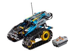 LEGO - 42095 LEGO Technic Uzaktan Kumandalı Gösteri Yarışçısı