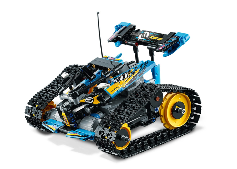 42095 LEGO Technic Uzaktan Kumandalı Gösteri Yarışçısı