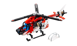 LEGO - 42092 Rescue Helicopter